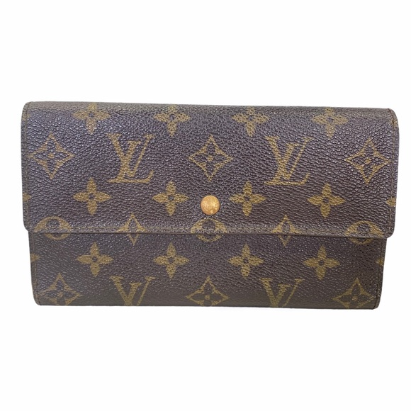 Louis Vuitton Wallet porte tresor